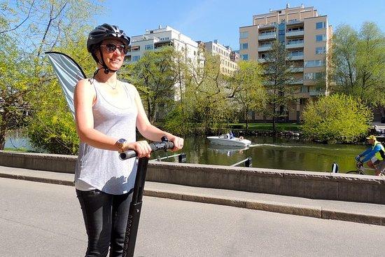 Excursão de Segway a Estocolmo