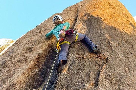 约书亚树国家公园体育攀岩课