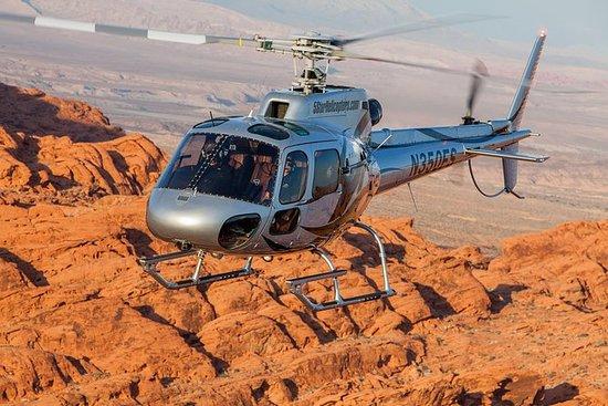 Tour in elicottero del West Rim del