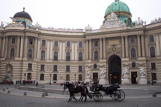 Vienna Private Day Trip with Lunch...