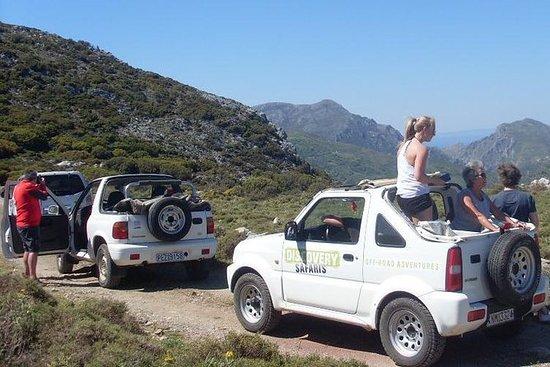 Crete Jeep Safari