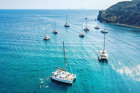 Half-Day Catamaran Cruise of...
