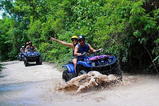 Tulum ATV Tour: aventura de caminho...