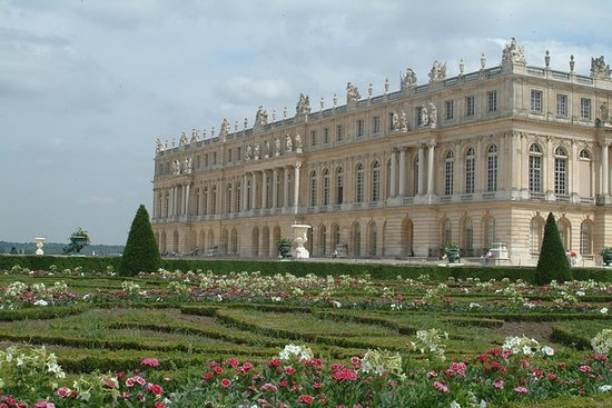 Recorrido independiente de Versalles...