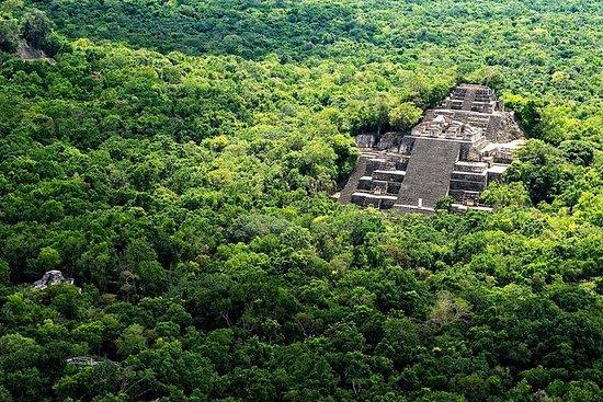 Arkæologiske Nettstedet av Calakmul...