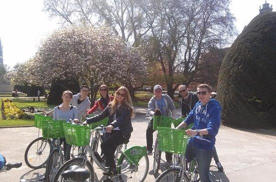 Tour de 2 horas em Estrasburgo na Grande Île: 2-hour Strasbourg Grand Ile Bike Tour
