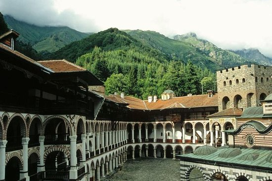 Private Day Trip to Rila Monastery from...