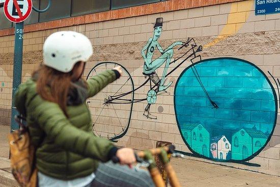 Recorrido sobre el grafiti y el arte...