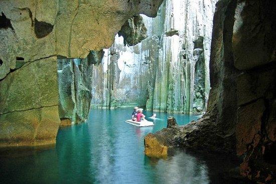 Majestic Sawa-I-Lau Caves Day Trip by...