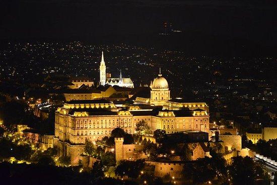 布达佩斯夜游与晚餐和民俗表演