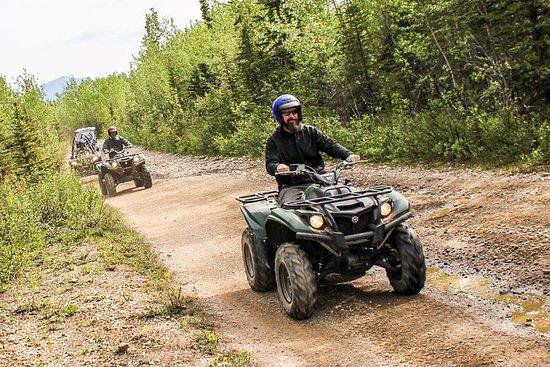 3,5-timers Denali ATV Trailblazer Tour