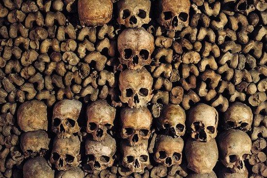 Omvisning i katakombene i Paris med...