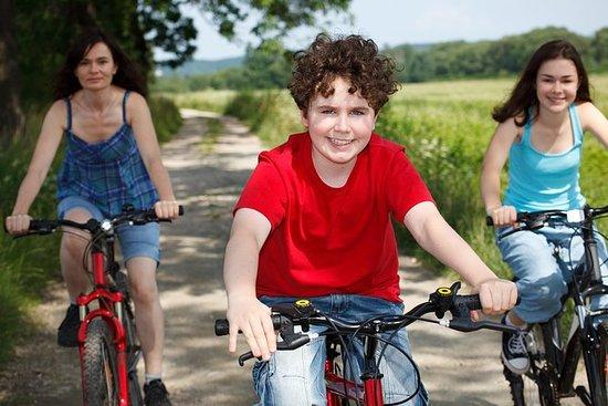 牛津风景自行车之旅