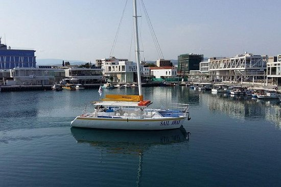 Crucero en catamarán desde Limassol