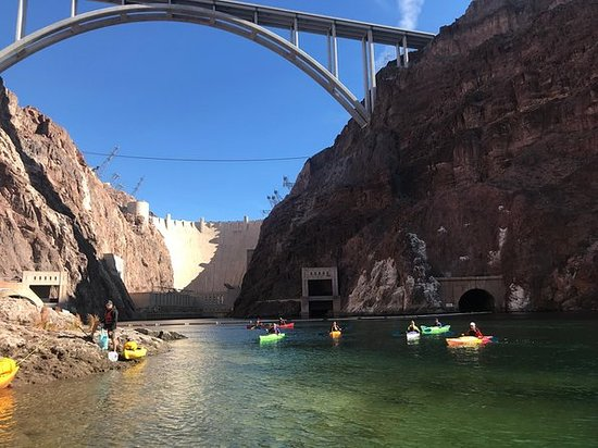 Colorado River Ganztagestour mit dem...