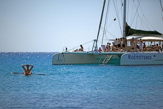 来自阿依纳帕的Aqua Catamaran Cruise游轮
