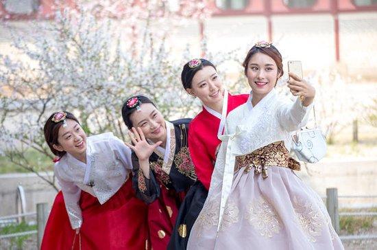 Gyeongbokgung Palace Hanbok Rental...