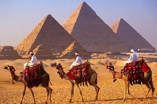 Half dayTour Pyramids of Giza Sphinx...