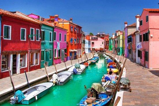 4小時威尼斯潟湖遊船:穆拉諾島和布拉諾島