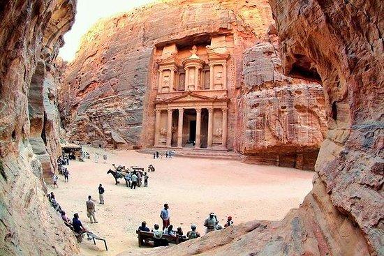 探索埃及和约旦私人13夜:开罗,尼罗河游船,佩特拉,死海