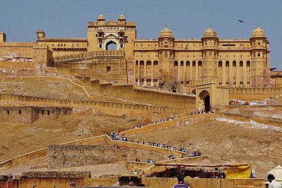 Privat dagstur til Agra Taj Mahal ved...