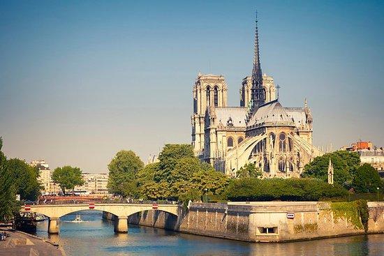 巴黎观光游与午餐游船