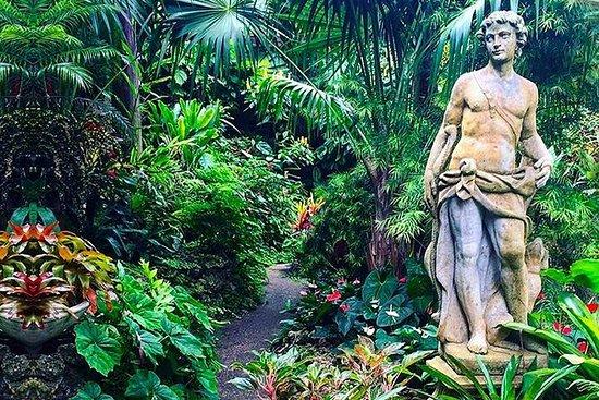 令人叹为观止的奇观 - 哈里森洞穴和亨特花园