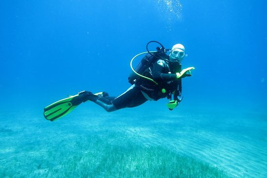 Tauchkurs offenes Wasser: Open Water Diver Course