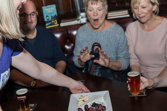 Harrogate Walking Food Tour