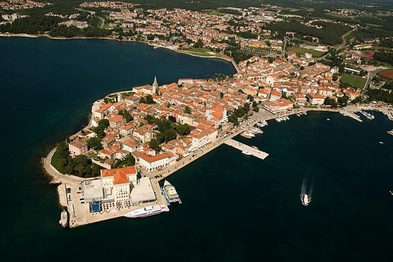 Porec Walking Essen Tour