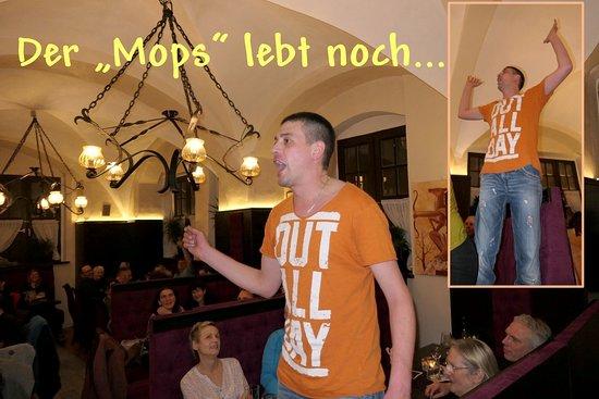 Pegau, Deutschland: ... auch zur Syrtaki-Party!