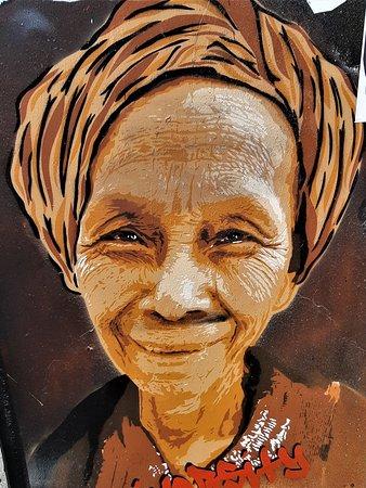 """Fresque """"Portraits de femmes"""""""