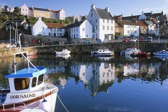 St Andrews Day Tour & Sightseeing...