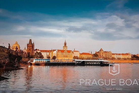 Crociera di 3 ore di Praga in barca