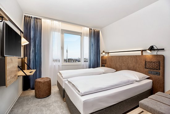 Sehr gutes Hotel für einen Besuch in München - H2 Hotel ...