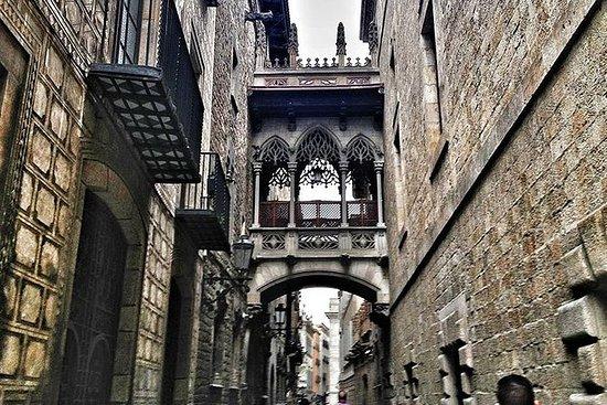 Tour a piedi nella città vecchia con