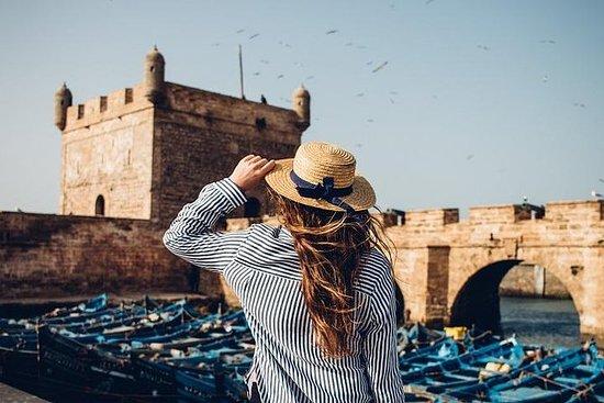 Dagstur fra Marrakech til Essaouira