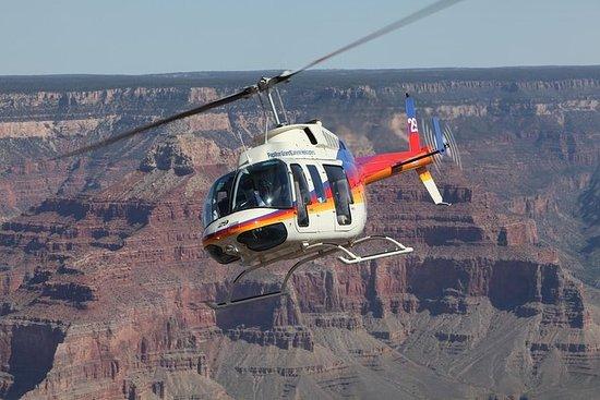 Tour in elicottero sull'orlo nord del