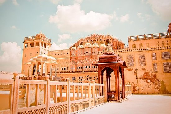 Golden Triangle 3 Night 4 Days Tour
