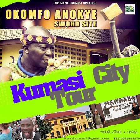 Kumasi Walking - Day Tours