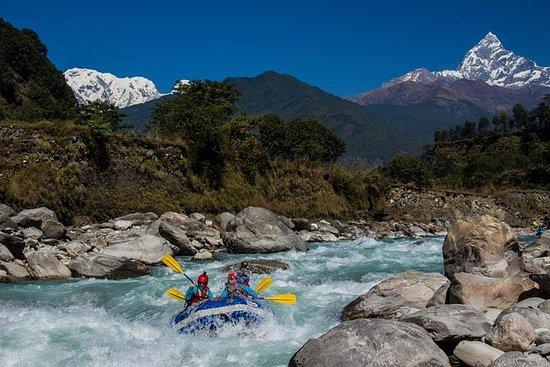 Whitewater Rafting Pokhara - Upper Seti River