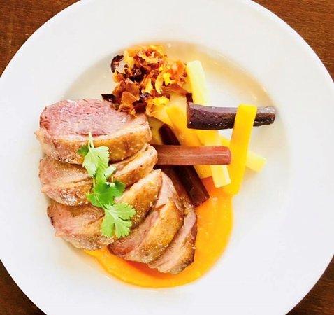 Le Zeste De L Orangerie Quimper Restaurant Reviews Photos