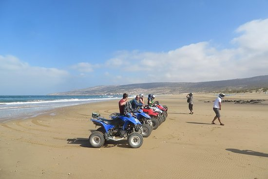 Privat guidet Quad Tours Agadir