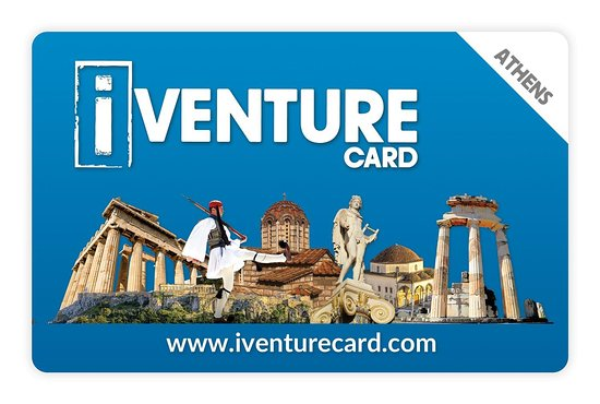 Iventure Card Athens