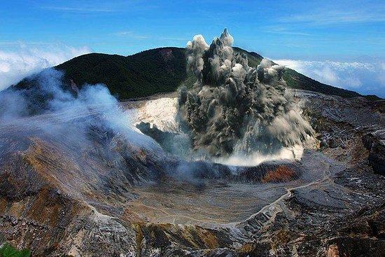 Poas Volcano National Park Halvdags...