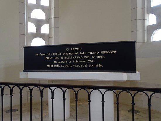 Tombeau de Talleyrand