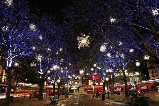 Christmas Lights Tour of London