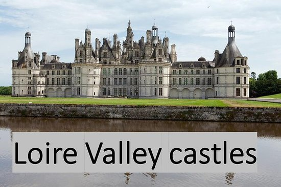 LOIRE VALLEY: COMBINATION OF 3...