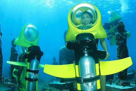Bali Undervanns Scooter