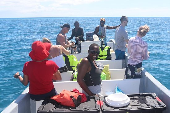 Hopkins Belize Barrier Reef Pesca...